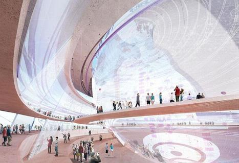 Un globe géant pour l'Exposition Universelle de 2025 | 2025, 2030, 2050 | Scoop.it