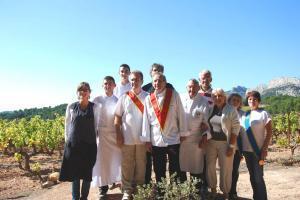 Semaine du goût à Balma Venitia (Beaumes-de-Venise) : découverte des terroirs, gastronomie et accords mets-vins | Oenotourisme | Scoop.it