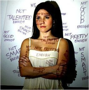 Where does the low self-esteem come from?   Body Image Issues   Scoop.it