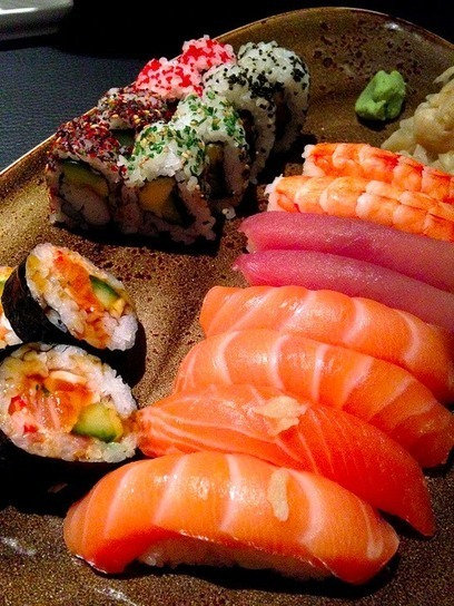 The Awkward Blog | a London Lifestyle blog: STICKS N SUSHI ... | London restaurants | Scoop.it