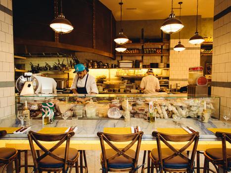 Ober Mamma, le nouveau restaurant italien prisé à Paris - Biba Magazine | Gastronomie Française 2.0 | Scoop.it