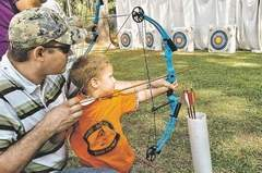 Popularity grows for Hunting, Fishing Day among children - Alexandria Town Talk | Fish Habitat | Scoop.it