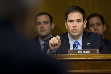 12 things to know about Marco Rubio | The Political Side of Things | Scoop.it