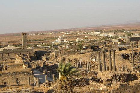Centre d'actualités de l'ONU - Syrie : l'UNESCO et ses partenaires se mobilisent pour la sauvegarde du patrimoine culturel | Observatoire Mémoire et Patrimoine au Liban et en Syrie | Scoop.it