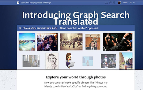 Facebook Graph Search? Translation!! | Dana Translation | Scoop.it