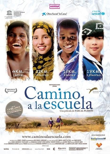 'Camino a la escuela': un homenaje a la educación - Noche de Cine | Educación en Red | Scoop.it