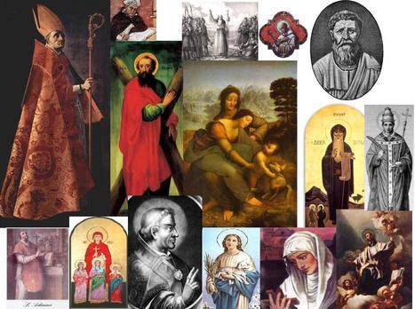 Saints - Resources for Catholic Educators | Resources for Catholic Faith Education | Scoop.it