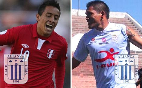 Alianza Lima le dijo no a Christian Cueva y está interesado en Andy Pando | Depotes | Scoop.it