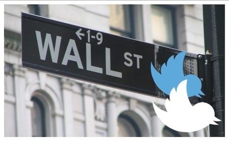 Le potentiel de Twitter vu par la Deutsche Bank | Le métier de community manager | Scoop.it