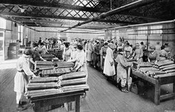 Honour for factory where female workers died in first world war | Fabulous Feminism | Scoop.it