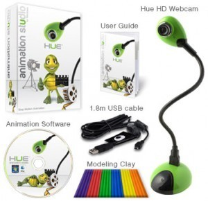 Red Ted Art's Blog » Blog Archive » Giveaway – Make Your Own Animations Kit   Machinimania   Scoop.it