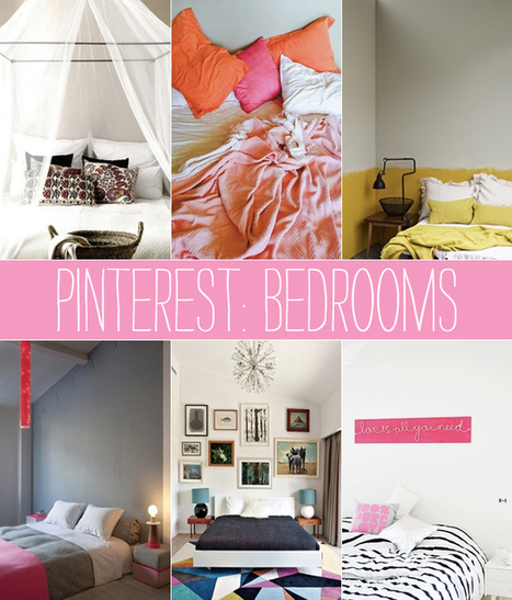 Happy Interior Blog: I Need Your Help: My Pinterest Bedroom Board | Daily Update | Scoop.it