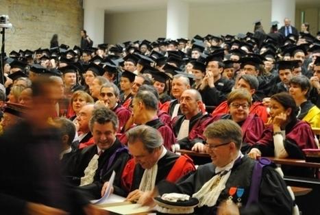 Parlementaires et profs dans l'enseignement supérieur : qui sont-ils ?   Enseignement Supérieur et Recherche en France   Scoop.it