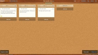 Free Technology for Teachers: Amazon Storybuilder - Plan Your Stories With Organized Sticky Notes | Confer | Scoop.it