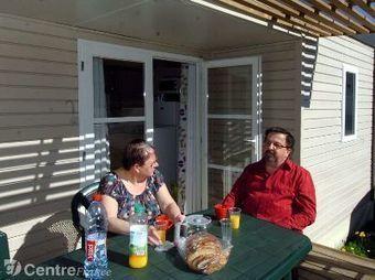L'activité touristique a repris au camping d'Uzurat où les premiers touristes sont revenus | Actualités du Limousin pour le réseau des Offices de Tourisme | Scoop.it