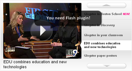 Glogster EDU - 21st century multimedia tool for educators, teachers and students | Text, Images, Music and Video | 4C's - 10 in 10 | Scoop.it