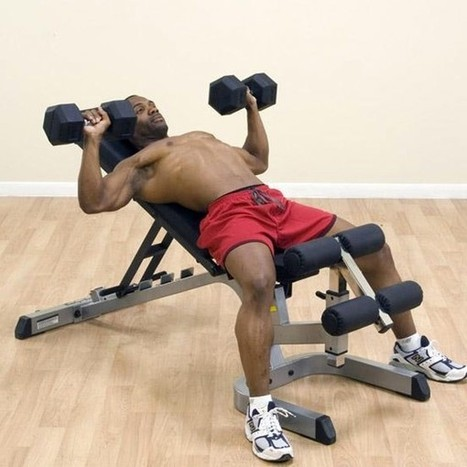 Why Olympic Weight Benches Are a Must For Your Home Gym – Competitor CB 729 Review   Fitness Equipment & Gym Machines   Befouself   Scoop.it