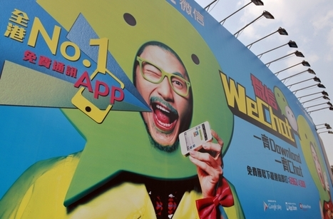 WeChat, One Of The World's Most Powerful Apps - Forbes | Peer2Politics | Scoop.it