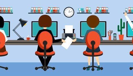 Les managers au cœur de l'articulation des temps de vie de leurs collaborateurs I  Karen Demaison   Entretiens Professionnels   Scoop.it