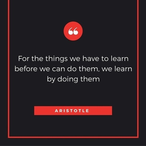 The Importance of Hands-On Learning | Libraries and education futures | Scoop.it