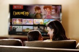Netflix content spend overtakes BBC | screen seriality | Scoop.it