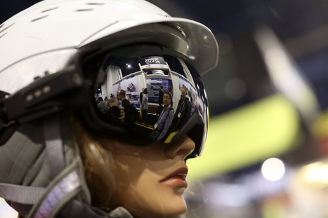 Wearable technology at CES 2014 - CBS News | LateTechnos | Scoop.it