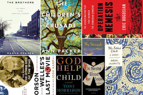 8 Books You Need to Read This April | Bibliobibuli | Scoop.it