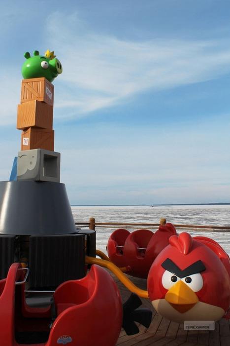 Rovio devrait ouvrir des parcs Angry Birds en Chine   Angry Birds   Scoop.it