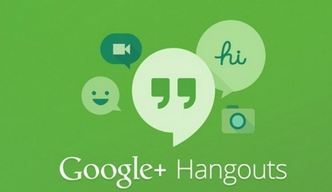 Aprende a utilizar las Google Hangout en 5 minutos [video] - Nerdilandia | El rincón de mferna | Scoop.it