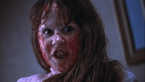 Listen to Nightmarish Unused Score for The Exorcist - Dread Central | Gothic Literature | Scoop.it