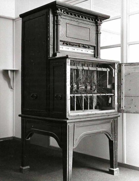 The Strange Victorian Computer That Generated Latin Verse | Heron | Scoop.it