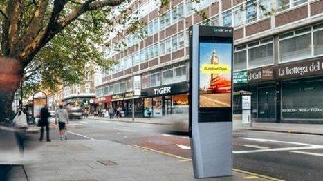 Londra: addio cabina telefonica rossa, arrivano le colonnine Wi-fi | Media | Scoop.it