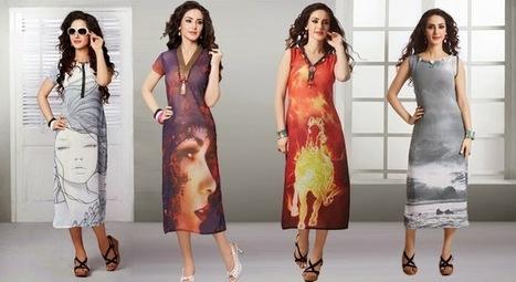 Buy Daily Wear Kurtis Onlin | Buy Women's Clothing Online in Affordable rate | Scoop.it