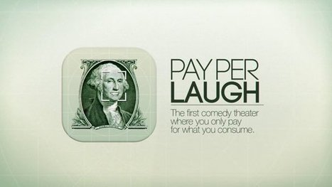 A Comedy Club Is Using Facial Recognition to Charge by the Laugh | Strange days indeed... | Scoop.it