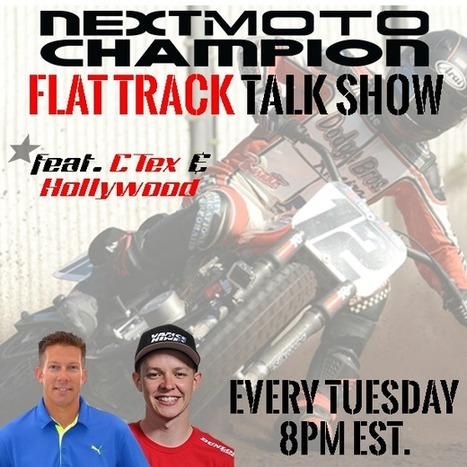 TONIGHT! NMC Flat Track Show w/ Wilhelm, Cose and Nace | California Flat Track Association (CFTA) | Scoop.it