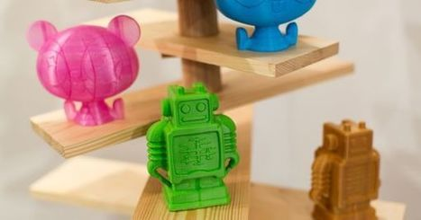 DIY 3D Prints: A fun way to get boys and girls to print toys   3D Printing in School (501c3)   Scoop.it