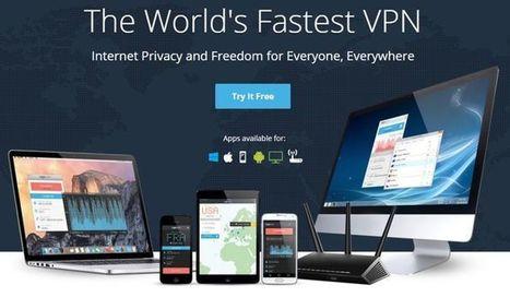 Fastest VPN - 7 Reasons To Choose VyprVPN - Work Money Fun   Lifestyle Blog   Scoop.it