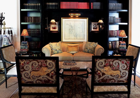 9 Hotel Libraries (And Library Hotels) That Bring Books To Life - Huffington Post | quran online australia | Scoop.it