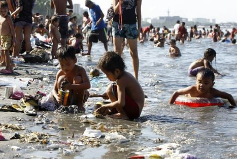 #PollutionCleanup Progresses in #Manila Bay | Rescue our Ocean's & it's species from Man's Pollution! | Scoop.it
