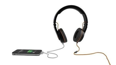 Un casque audio qui recharge votre téléphone | Geeks | Scoop.it