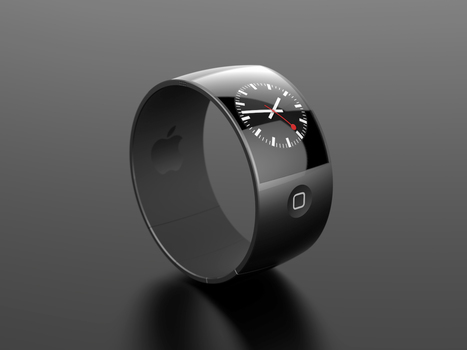 iWatch Design Concept by @esbenoxholm   What Surrounds You   Scoop.it