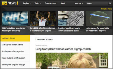 Eleven lessons from the ITV News livestream site   Online Journalism & Journalism in Digital Age   Scoop.it