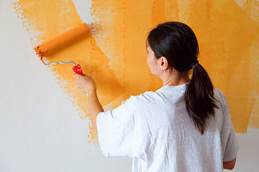 How To Paint Your Way To A Beautiful Renewed Abode | Carol Ruth Weber | furnishing | Scoop.it