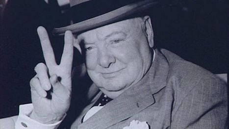 Winston Churchill:  In a class of his own for his vision, leadership and persistence | Transformational Leadership | Scoop.it