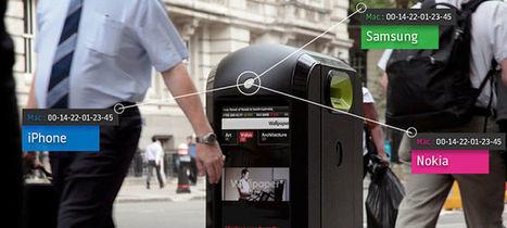 El día que Londres decidió espiar a sus peatones a través de papeleras wifi | Wireless | Scoop.it