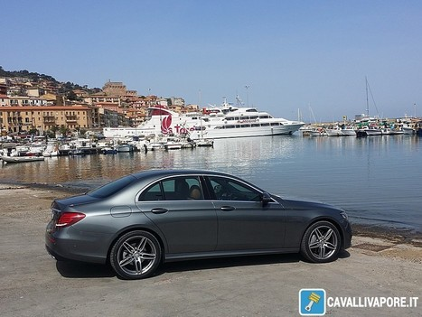 Mercedes Classe E: in contatto col futuro   Motori e Buon Cibo   Scoop.it
