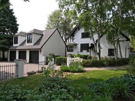 5500 sq ft Charming Arts and Crafts Century Home | 46 Cameo Street, Oakville, ON | Luxury Real Estate Canada | Scoop.it