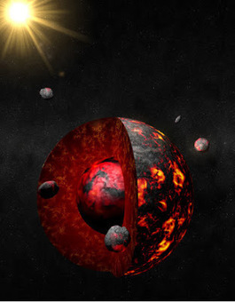 Research lends new view of the Earth's core | Fragments of Science | Scoop.it