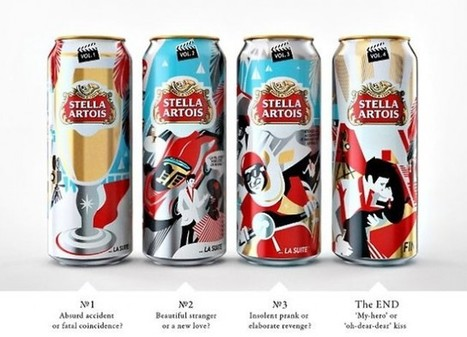 Stella Artois Limited Edition for Cannes Film Festival | UX-UI Topics | Scoop.it