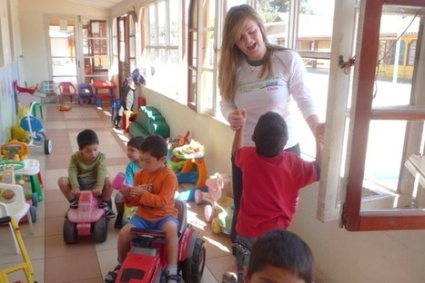 "Melanie Volunteer in La Serena, Chile | ""#Volunteer Abroad Information: Volunteering, Airlines, Countries, Pictures, Cultures"" 